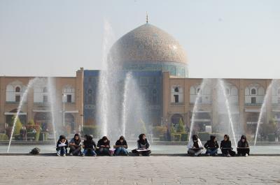 IRAN 2010 秋  マシュハド