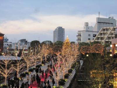 クリスマス 2010 ~恵比寿ガーデンプレイス~
