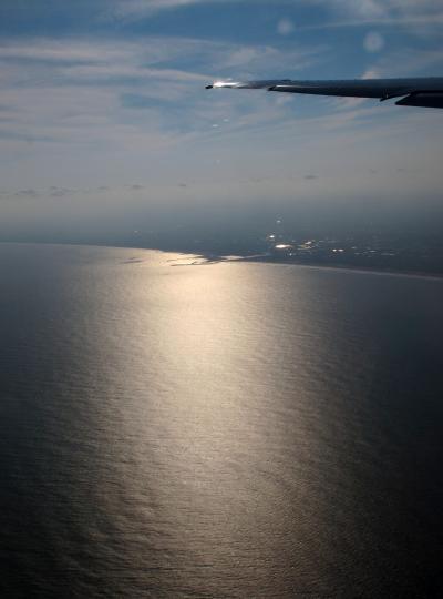 カナダ48 サハリン・オホーツク海を超えて ☆エア・カナダAC−04便で