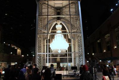 恵比寿ガーデンプレイスと代官山アドレスのクリスマスイルミネーション2010