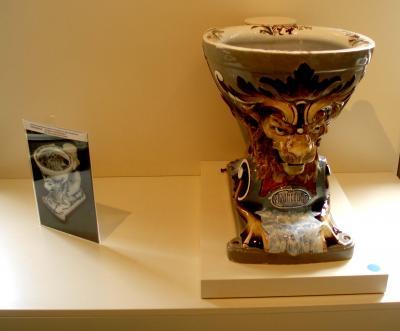 2010初夏 No.34 ☆グムンデン・トイレの歴史博物館(?)☆
