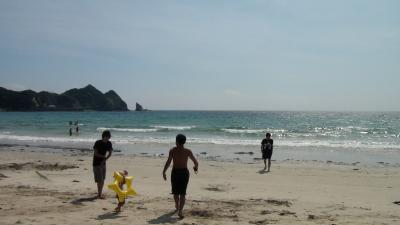千葉・勝浦、鵜原海岸へ【2010】