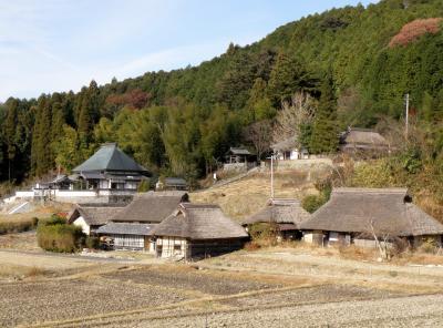 のどかな田園風景が広がる八塔寺ふるさと村