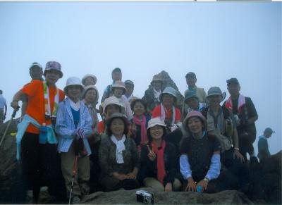 えっ!山3っつ登るのぉ~  三つ目の山⇔岩木山 と 新幹線 編