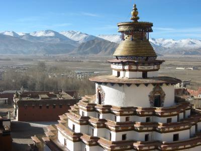 チベットの旅 ギャンツェ(江孜)編