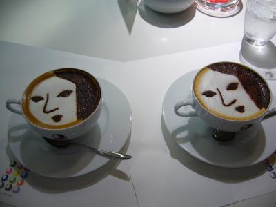 京都ちょっぴり食べ歩き CAFE Cento Centoランチ&よーじやカフェ&花見小路