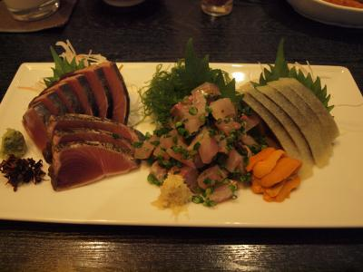 VIALA箱根翡翠と仙石原の隠れ家食楽房花菜での美味しい夕食 2010年11月