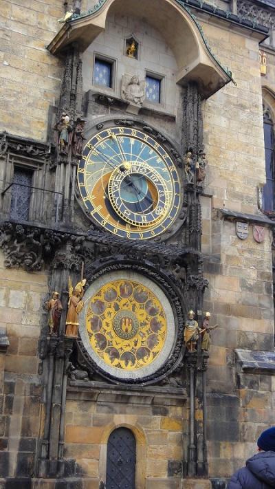 世界遺産 プラハの歴史地区散策・・・旧市街地