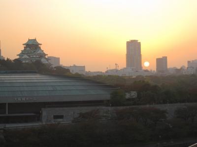 旅記録国内編2010 大阪〔大阪ビジネスパーク宿泊編〕