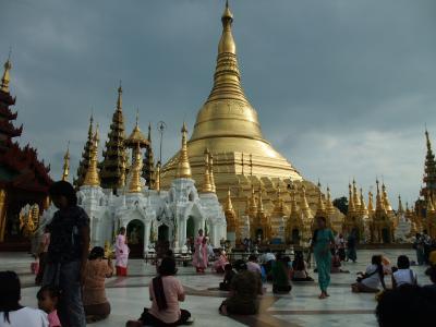 ヤンゴン再訪