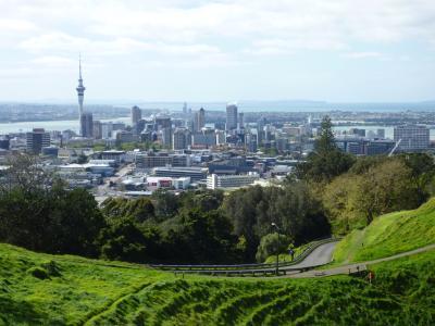 ニュージーランド北島の旅☆トンガリロからオークランドへ。