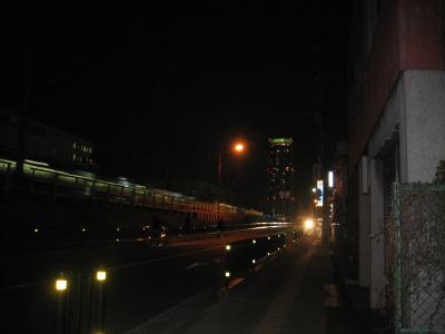 新大阪~吹田 夜の散歩