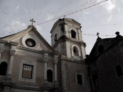 マニラ最古の地区 イントラムロスの散策