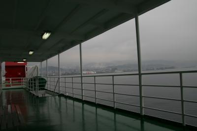 九州旅行⑤~別府からフェリーで四国へ!