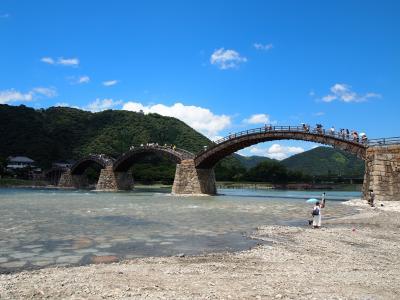【周防路001】錦帯橋、残したい日本の風景
