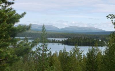 2010.7ラップランド3240kmのドライブ(11日目)-EnontekioからRovaniemiへ