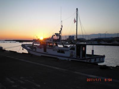 安房丸釣日記2011-1