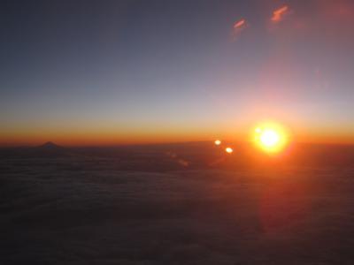 旅記録国内編2010−2011 大阪〔02−初日の出フライト編〕