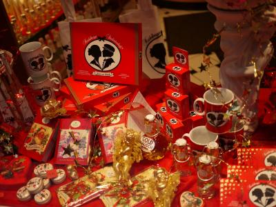 ドイツのクリスマスマーケットを巡って駆け抜けた10日間★一人旅★二日目 後半 ハイデルベルク