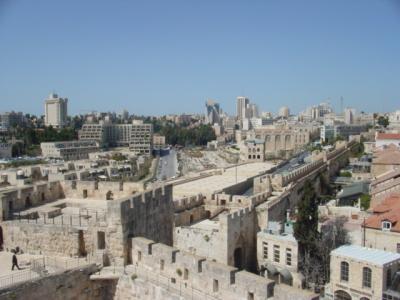 【イスラエル・エルサレム】聖墳墓教会&嘆きの壁