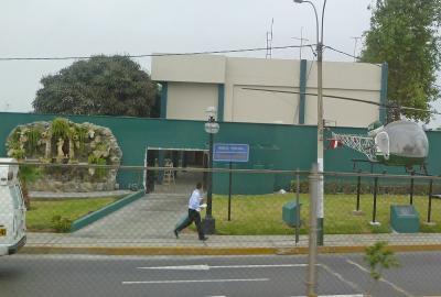 ペルー28 リマの街並み10