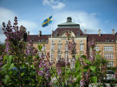 北欧ふらり旅。スウエーデンに小旅行。パート1