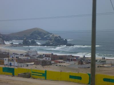 ペルー32  リマ→ナスカ 1