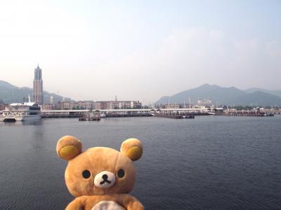 長崎に美味しい物いっぱい食べに行ってクマす(ハウステンボスでオランダ旅行後編~クマ)