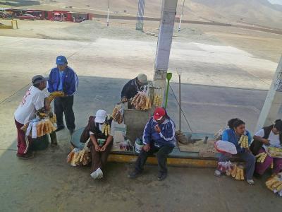 ペルー33  リマ→ナスカ2