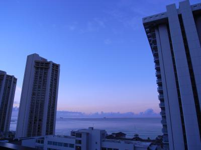 オアフ島(ハワイ)/のんびりno planの旅*6日間④