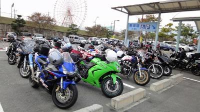 【バイク】琵琶湖半周ツーリング