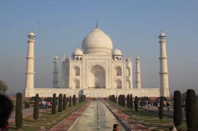 インド北部の旅~タージ・マハル