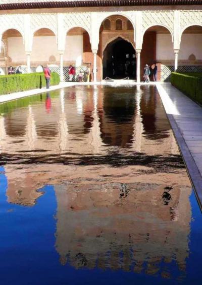 【スペイン】グラナダ? ★イスラム文化の最高傑作アルハンブラ宮殿★