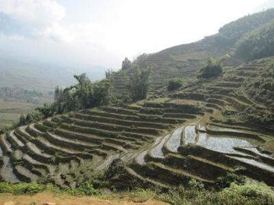 ベトナム&ラオス北部旅行:サパトレッキング編