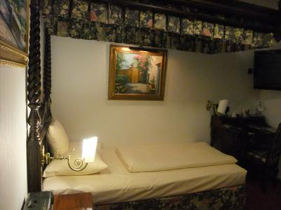 2011年、一発目の旅は無計画なミュンヘンへ【4】~King's Hotel Center~