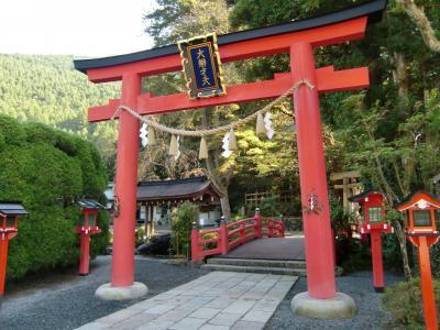 秋の奈良で神社めぐり