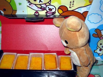 長崎に美味しい物いっぱい食べに行ってクマす(お土産クマ)