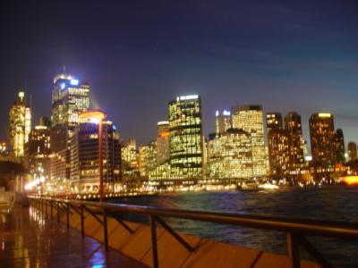 【オーストラリア・シドニー】シドニー市街散策