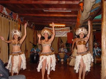 イースター島(その3)ラパヌイダンスショー