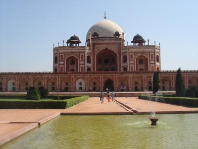 印度 一人旅①