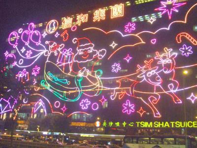 2010★うまうま香港Vol.3~♪クリスマス♪焼味・夜景・甜品。夜中の2時まで堪能する香港!