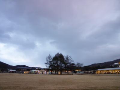 愛犬と過ごす冬の軽井沢inプリンスホテル Vol6(3日目午後) 軽井沢ショッピングモールとコテージで優雅に中華料理♪