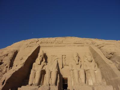 恋するダハブは美しい エジプト 3日目 @アブシンベル->ルクソール