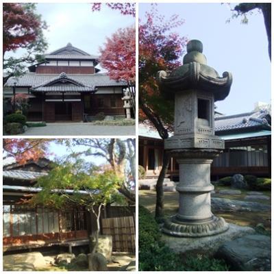重要文化財に指定されている「旧朝倉家住宅」を訪ねて