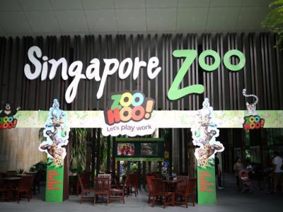 * 初訪星 12/5 * ③ Singapore Zoo & Night Safari