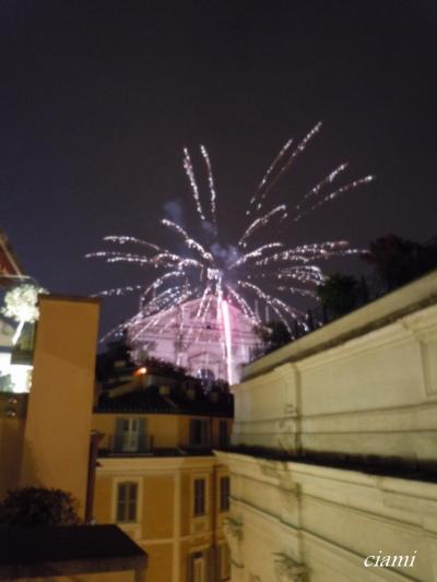 ローマで年越し☆ 201012雪のトリノと生ハムのパルマ23