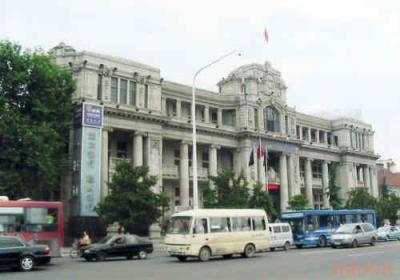 武漢の租界・歴史建築