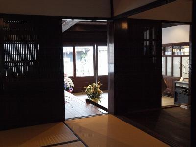 2011年 初旅 阿波の国 徳島へ 二層うだつの貞光 町の宝 織本屋 編