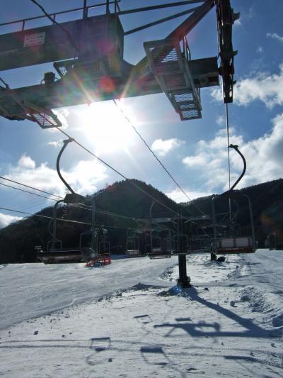 久しぶりのカムイみさかスキー場