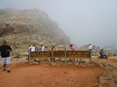 南アフリカで滝とサファリと喜望峰⑤-2ケープ半島1日ツアーは盛り沢山(後編)